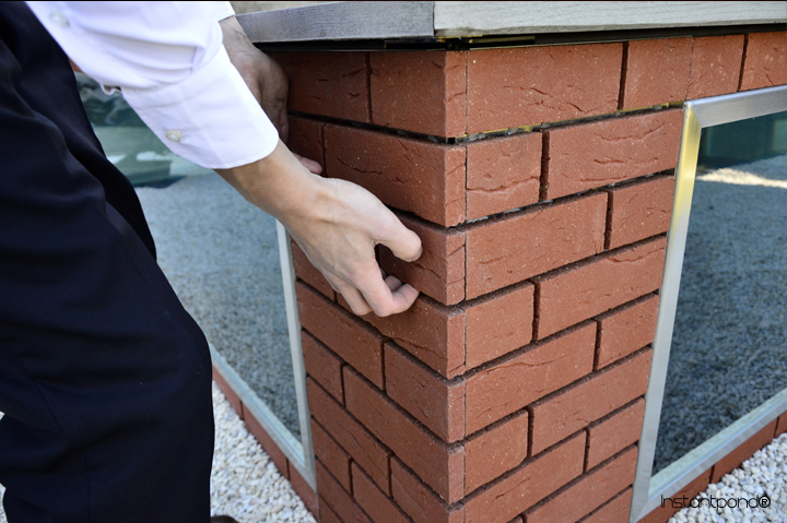 brickslip finishing position