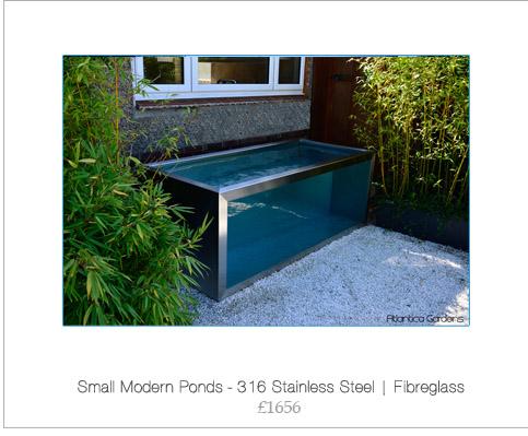 Home Pond Ideas