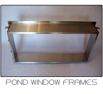 pond window frames