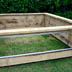 Bespoke koi fish pond window - pond builders construction